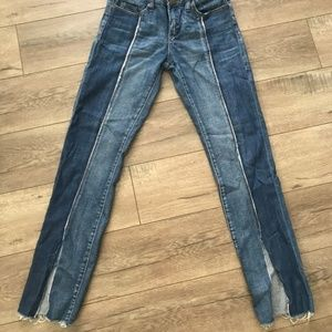 BLANKNYC Shadow Seam Skinny in Miss Matched